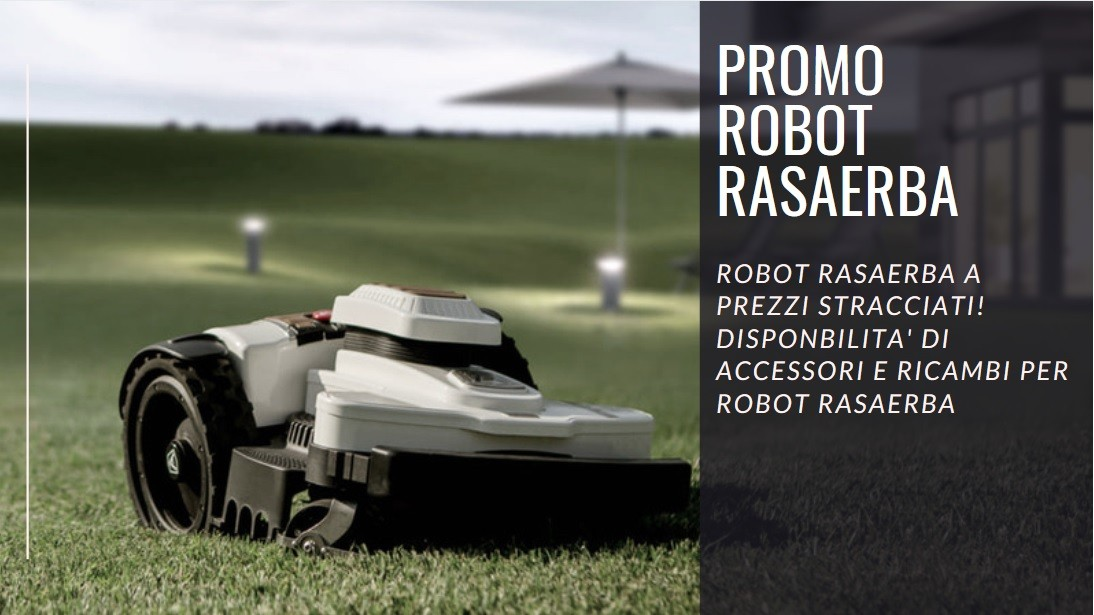 Robot Ragli erba
